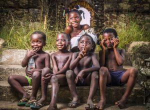 Une population jeune ©Cristovao Antonio