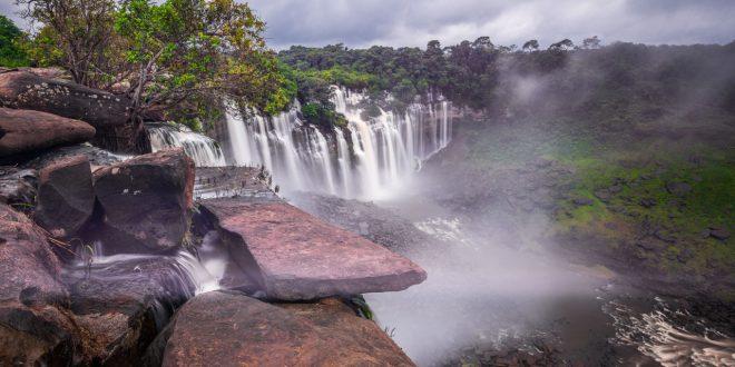Les chutes de Kalendula  ©Benjamin Speer