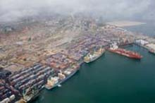 Port de Luanda