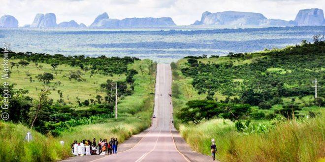 angola paysage - Image