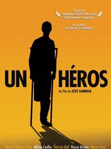 Affiche du film un héros de Gamboa