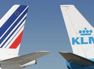 Avion Air France KLM