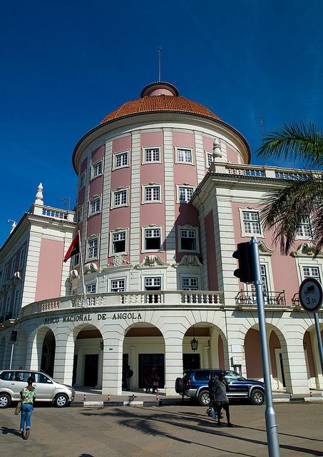 Siège de la Banque Nationale d'Angola
