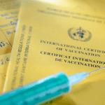 Carnet international de vaccinations