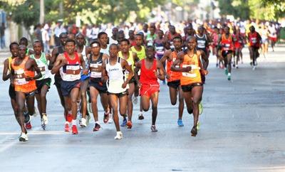Course à Luanda