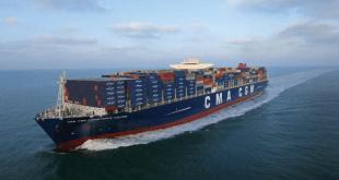 Déménagement bateau CMA CGM