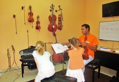 Ecole de musique Mimbu