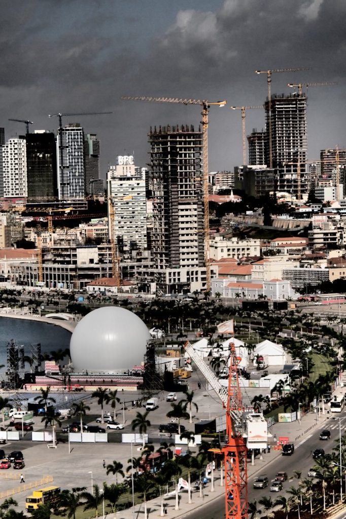 Luanda ©Mathieu Mailaender