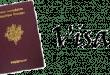 Passeport francais et visa