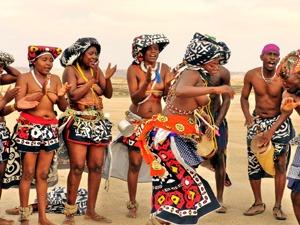 Tous les angolais aiment danser