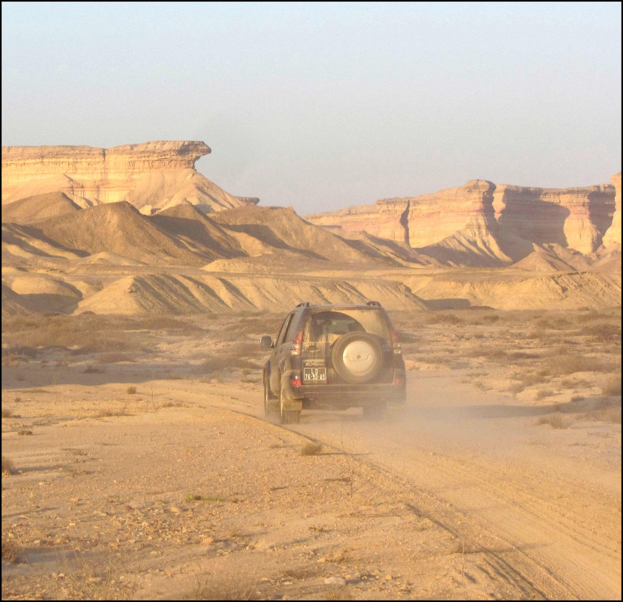 Desert de Namibe
