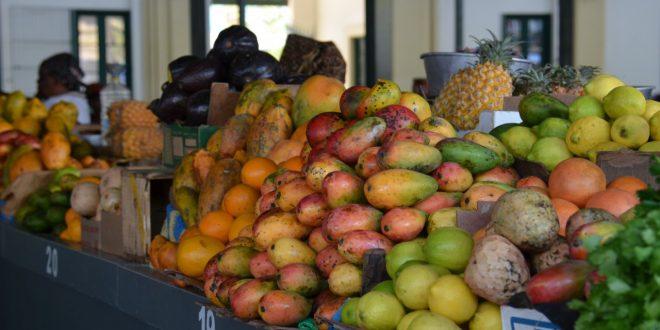 Marché de Maputo