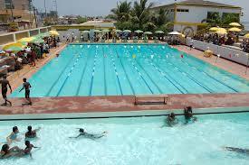 Piscine Clube Náutico de Luanda, Ilha