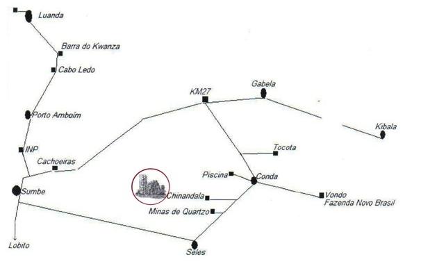 Plan de Chinandala