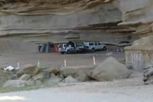 Namibe camping