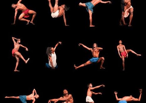 repr sentations de danse contemporaine vivre en angola. Black Bedroom Furniture Sets. Home Design Ideas