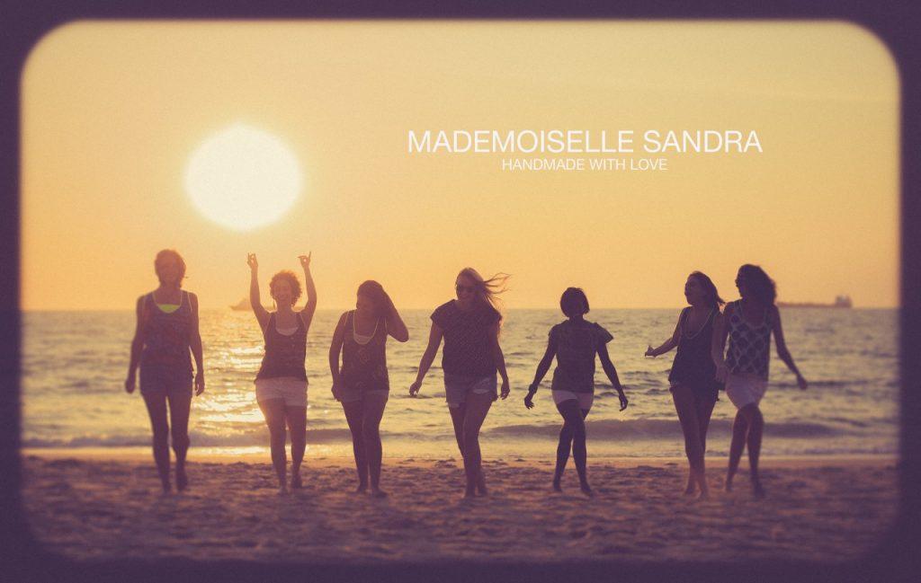 Mademoiselle Sandra : la petite marque qui monte!