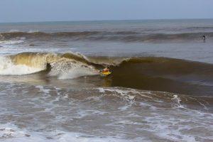 Bodyboard en Angola