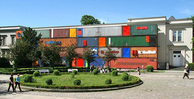 Antonio Olé - Containers