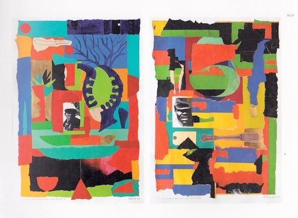 Antonio Olé - Collages