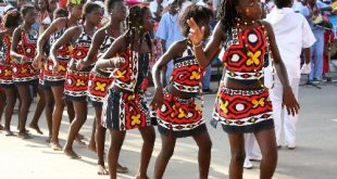 Carnaval à Luanda