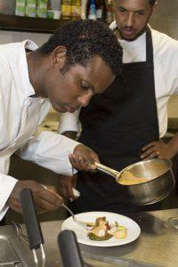 Chef angolais