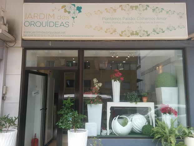 Jardim das Orquideas
