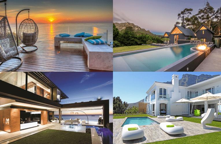 location villas de vacances au cap