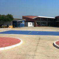 Cour du Lycée Français de Luanda