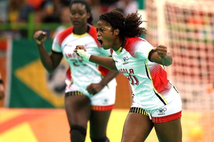JO RIO 2016 - l'Angola se qualifie pour les quarts de finale