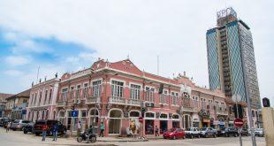 Les rues de Luanda