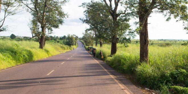 Sur les routes d'Angola