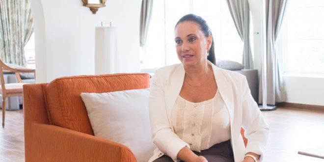 Rencontre avec Mme Cristina Itté