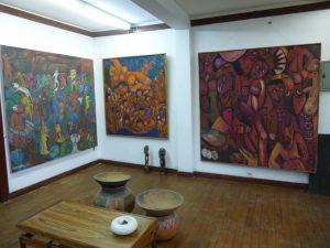 Atelier de Malangatana