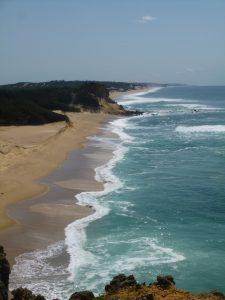 Bilene côté océan