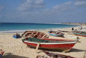 Cap Vert_Plage Santa Maria
