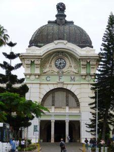Gare centrale de Maputo