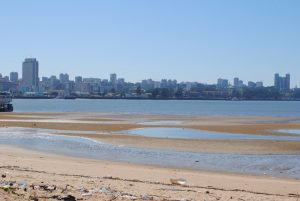 Maputo vue de Catembe