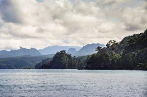 Côte sauvage de Sao Tomé