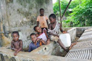 Enfants de SaoTomé