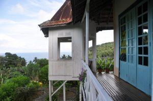 Vue Sao Tomé