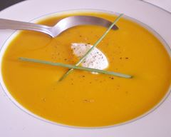 veloute patates douces