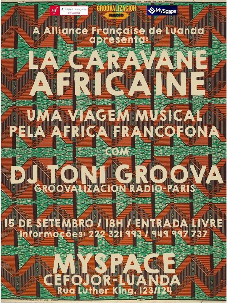 La Caravane Africaine