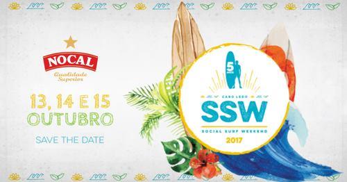 Social Surf Weekend Cabo Ledo