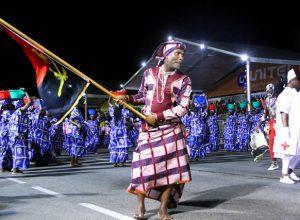 carnaval 2017 , uniao de mundo da ilha