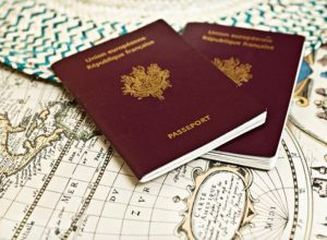 passeport, visa