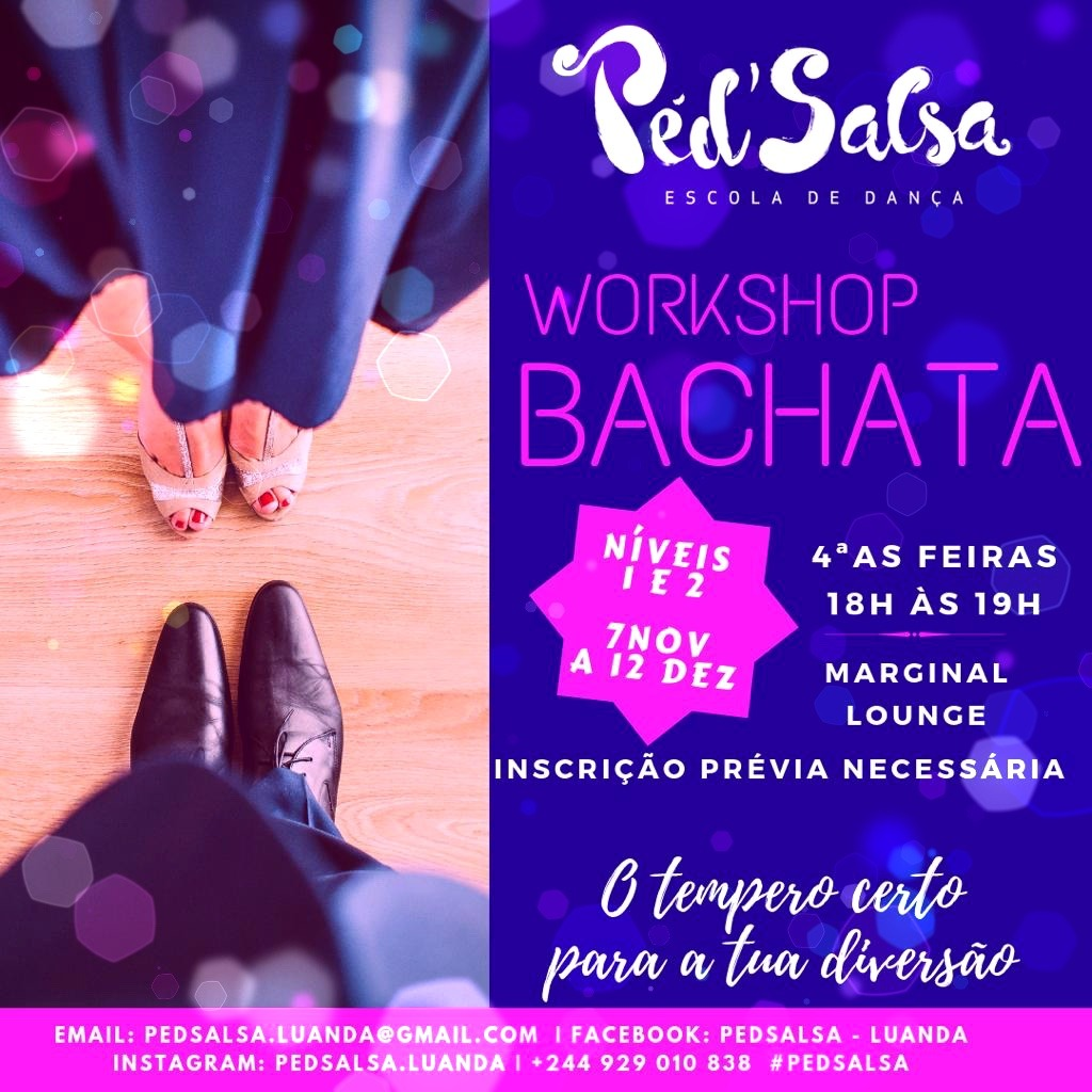 workshop bachata