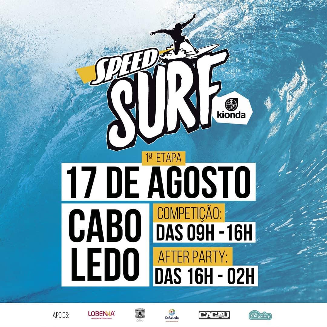 Compétition de Surf Angola 2019