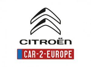 Citroen TOUT Car 2 Europe