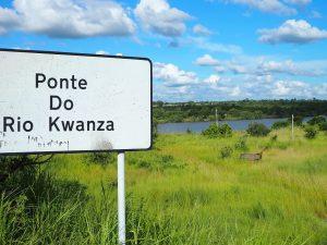 Pont du rio Kwanza